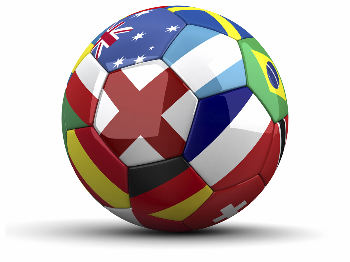 Y world soccer ball