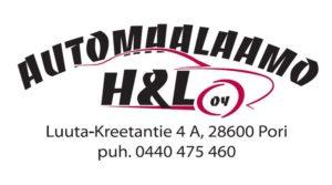 Automaalaamo H&L logo